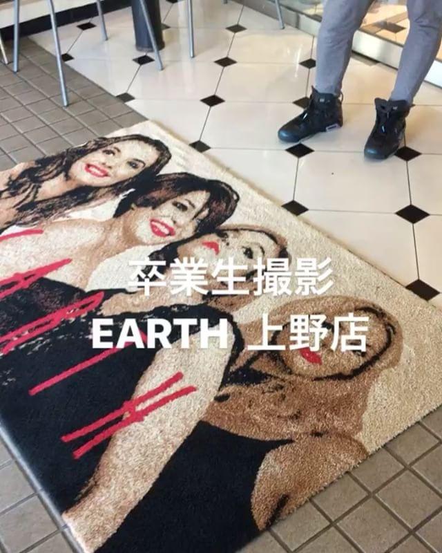 卒業生撮影︎EARTH上野店オーナー川上さん#鹿児島県美容専門学校 #EARTH#kenbi#けんび